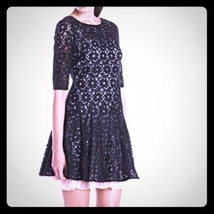 Betsey Johnson lace dress size 4